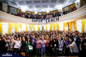 SuperTeach la Universitatea din Craiova